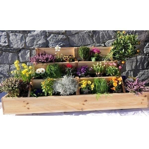 Easy Jardin - Potager composteur Easy Jardin 1600