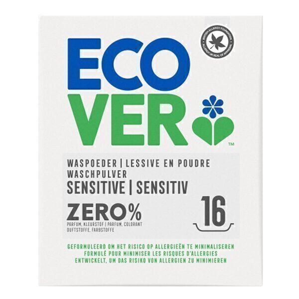 Ecover - Lessive en poudre 0% 1,2kg