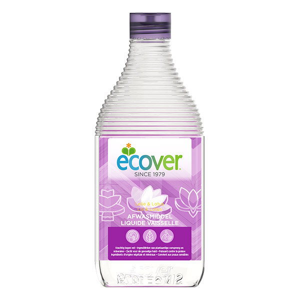 Ecover - Liquide vaisselle Lily & Lotus 450ml