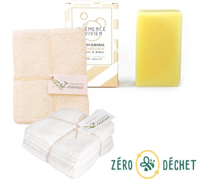 Packs Zéro Déchet - Pack découverte Zéro Déchet Hygiène de bébé
