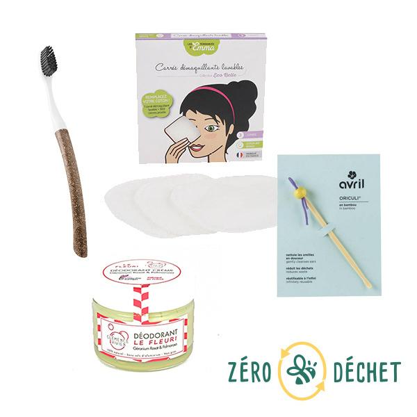 Packs Zéro Déchet - Pack découverte Zéro Déchet Hygiène