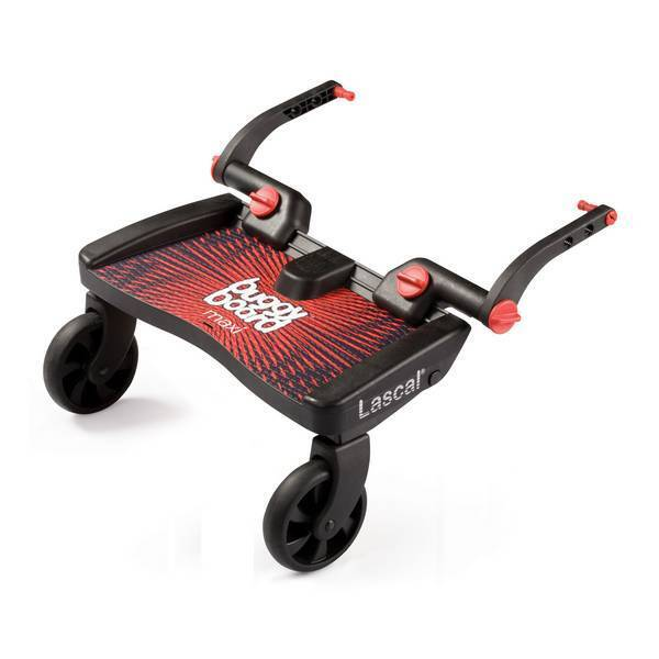 Lascal - Buggy Board maxi rouge