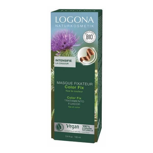 Logona - Masque fixateur de couleur 100ml
