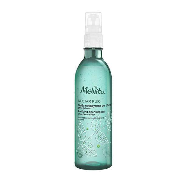 Melvita - Gelée nettoyante Nectar Pur 200ml