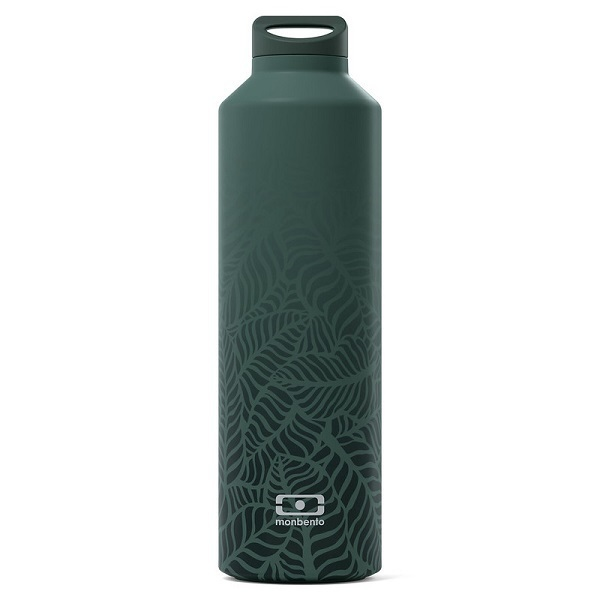 monbento - Bouteille isotherme MB Steel Jungle 50cl