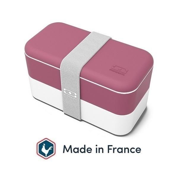monbento - Bento MB Original made in France Rose Blush 1L