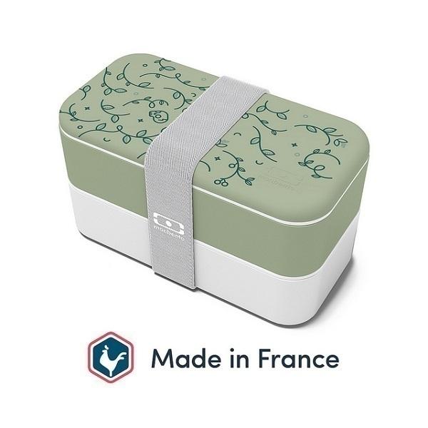 monbento - Bento MB Original made in France English Garden 1L