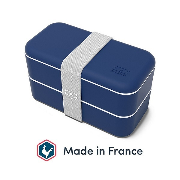 monbento - Bento MB Original made in France Navy 1L