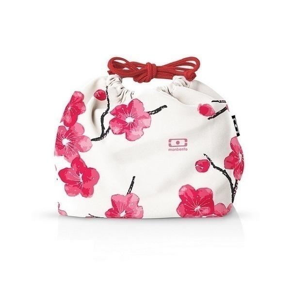monbento - Sac bento MB Pochette graphic Blossom