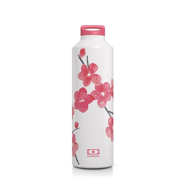 monbento - Bouteille isotherme MB Steel Blossom 50cl