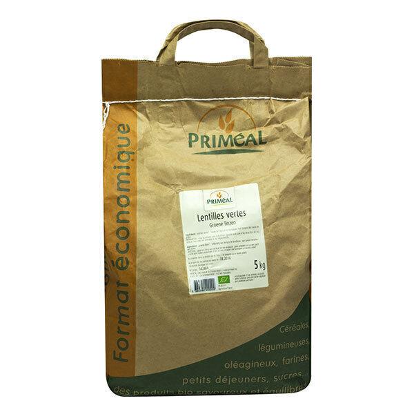 Priméal - Lentilles vertes 5kg
