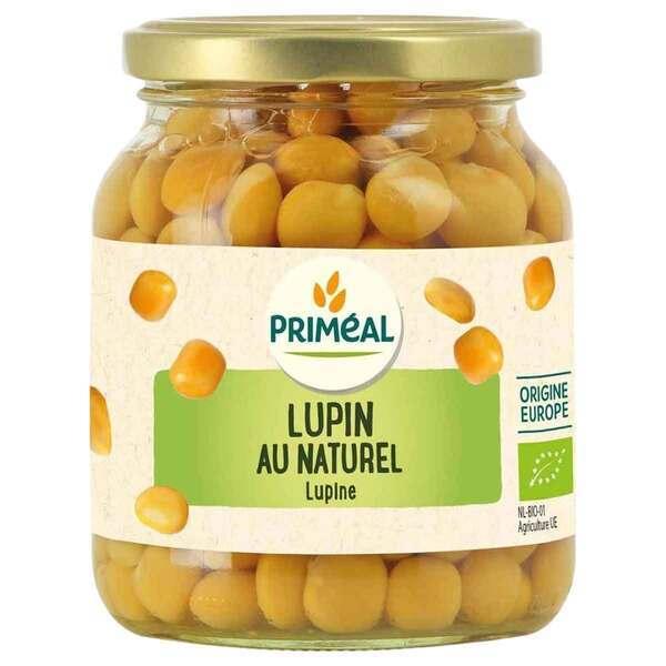 Priméal - Lupin au naturel 370ml