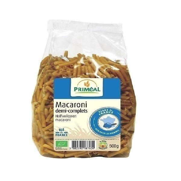 Priméal - Macaroni demi complet France 5kg