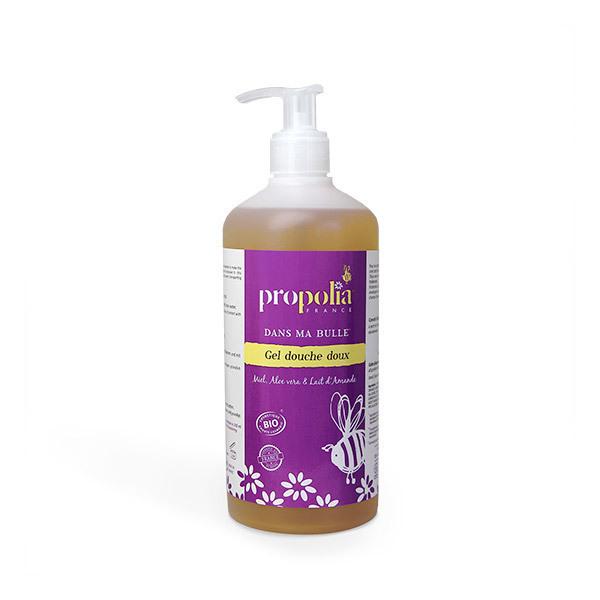 Propolia - Gel douche doux - Format familial 500mL