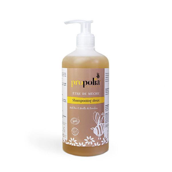 Propolia - Shampooing Doux Bio - Format familial 500mL