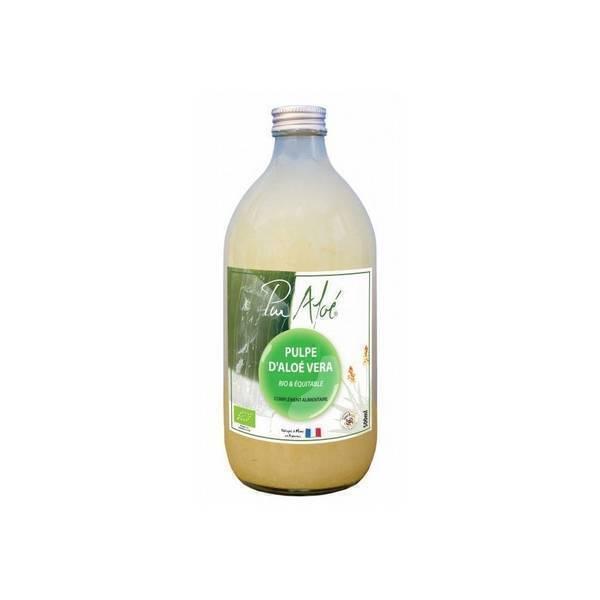 Pur Aloé - Pulpe d'Aloe Vera à boire 980ml
