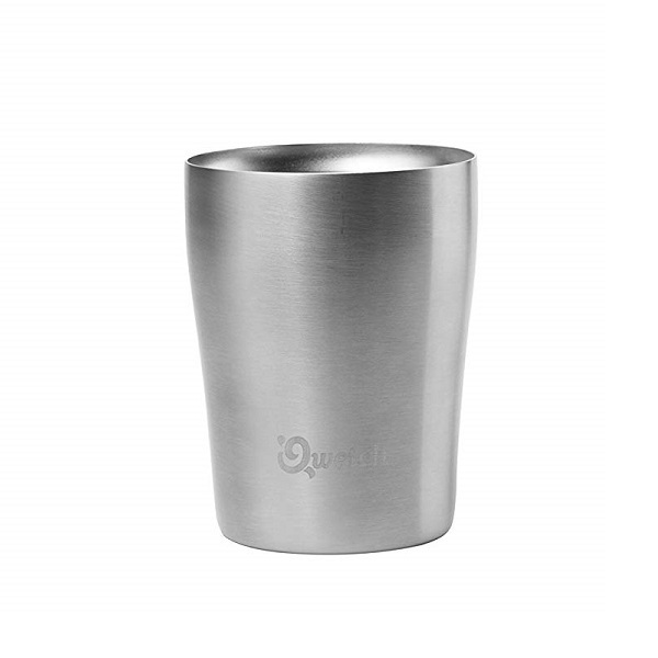 Qwetch - Gobelet isotherme Inox 25cl