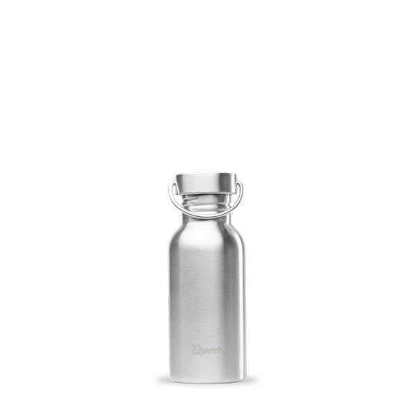 Qwetch - Gourde simple paroi inox 50cl