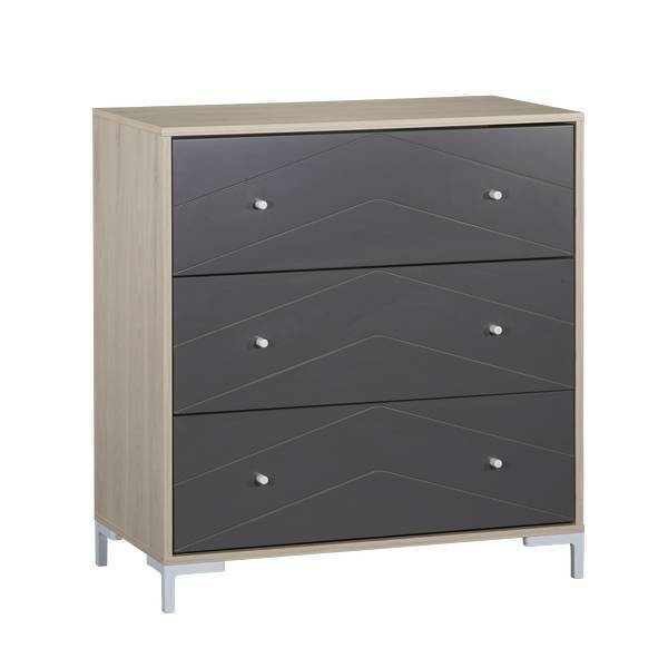 Sauthon - Commode Dark Grey
