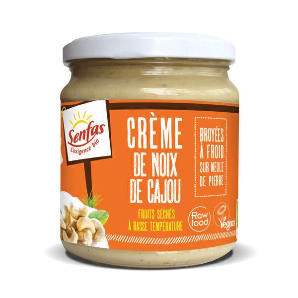 Senfas - Crème de noix de cajou 300g