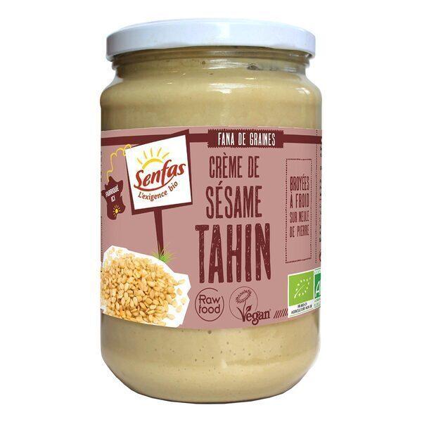 Senfas - Crème de sésame tahin 700g