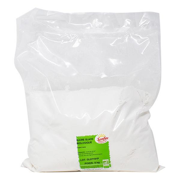 Senfas - Sucre glace 5kg