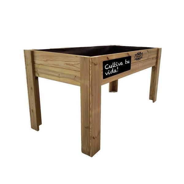 Vergea - Table de culture 160 x 80 x 80cm