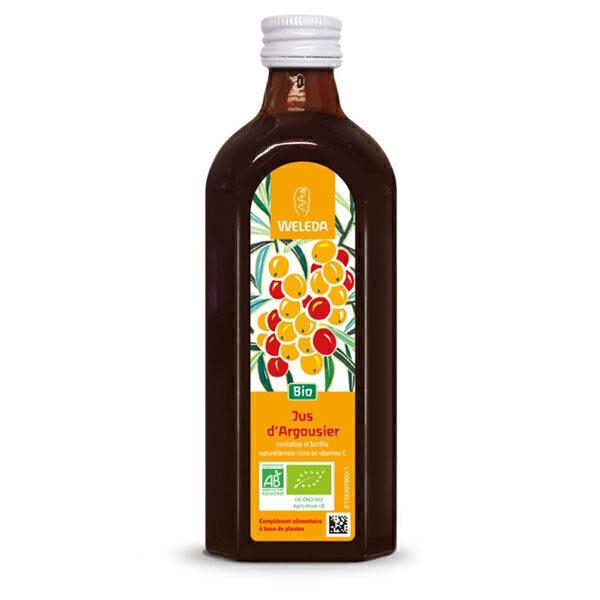 Weleda - Jus d'Argousier Bio 250 ml