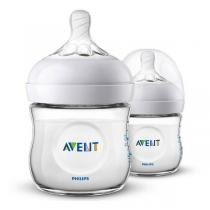 Avent - 2 Biberons Natural - 125ml