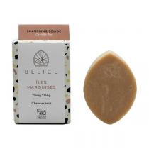 Belice - Shampoing solide Îles Marquises - cheveux secs 85g