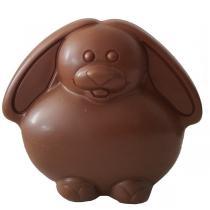 Chocolaterie Castelain - Lapin dodu chocolat au lait 130g