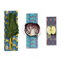 Cosse Nature - Lot 3 emballages réutilisables cire végétale Graphiques
