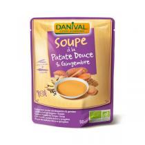 Danival - Soupe de patate douce et gingembre 25cl