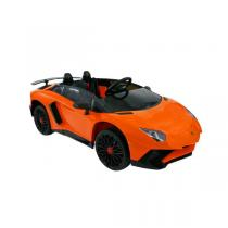 E-Road - Voiture de sport Lamborghini Aventador - 12 volts - Dès 1 an
