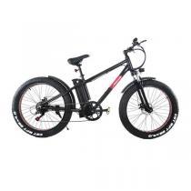 """E-Road - Vélo électrique fat bike Cruiser 26"""" 10Ah"""