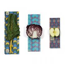 Cosse Nature - Lot 3 emballages reutilisables cire vegetale Graphiques