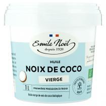Emile Noel - Huile de coco vierge 1L