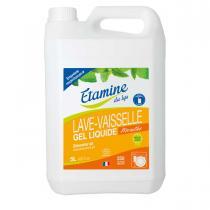 Etamine du Lys - Gel liquide lave vaisselle 5L