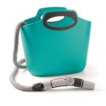 GF Garden - Set d'arrosage auto-extensible Aquapop 30m Bleu