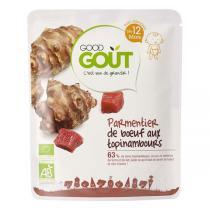 Good Gout - Lot de 2 x Plat Parmentier Boeuf aux Topinambours dès 12 mois