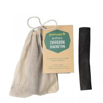 Greenweez - Charbon de bois Binchotan filtre à eau 100% naturel