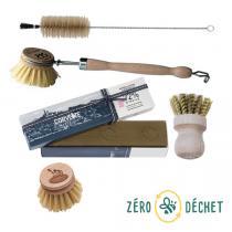 Packs Zéro Déchet - Pack découverte Zéro Déchet Vaisselle écologique