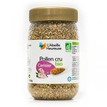 L'Abeille Heureuse - Pollen cru de Cerisier 230g