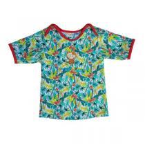 Mayoparasol - T-shirt anti-UV Amazonie manches courtes - 6 à 24 mois