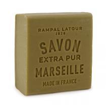 Rampal Latour - Savon de Marseille vert à l'huile d'olive 150g