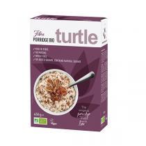 Turtle - Porridge Avoine Fruits et Fibres 450 gr