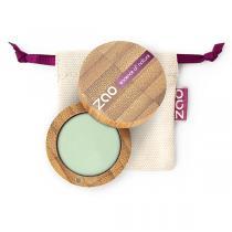 Zao MakeUp - Ombre à paupières mate 214 Vert d'eau