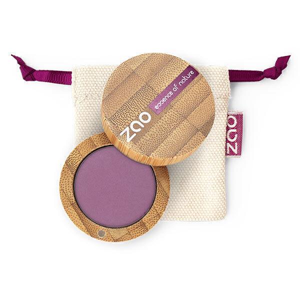 Zao MakeUp - Ombre a paupieres mate 215 Violet pourpre