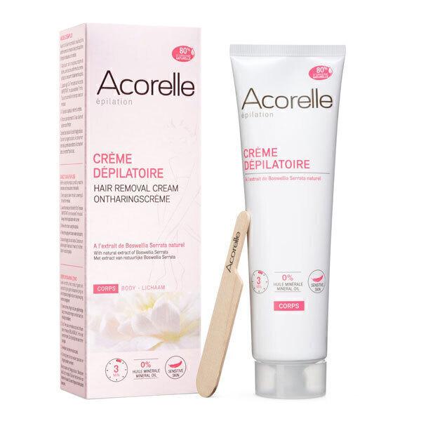 Acorelle - Creme depilatoire corps 150ml