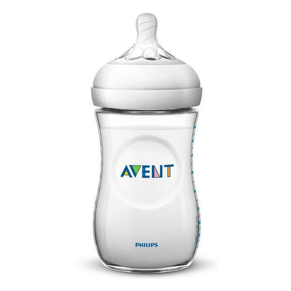 Avent - Biberon Natural - 260ml